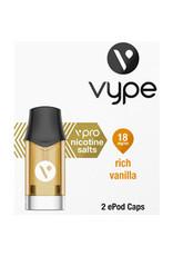 Vype Vype e-pod Rich Vanilla