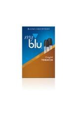 My Blu myblu TOBACCO 0mg/ml LIQUIDPOD