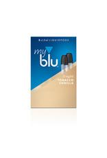 My Blu myblu TOBACCO VANILLA 0mg/ml LIQUIDPOD