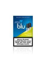 My Blu myblu EUCALYPTUS LEMON 9mg/ml LIQUIDPOD