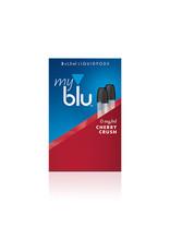 My Blu myblu CHERRY CRUSH 0mg/ml LIQUIDPOD