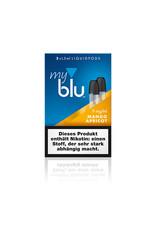 My Blu myblu MANGO APRICOT 9mg/ml LIQUIDPOD