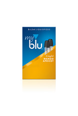 My Blu myblu MANGO APRICOT 0mg/ml LIQUIDPOD