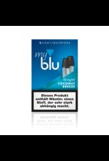 My Blu myblu COCONUT BREEZE 18mg/ml LIQUIDPOD