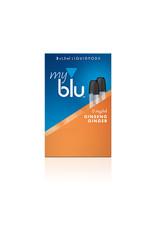 My Blu myblu GINSENG GINGER 0mg/ml LIQUIDPOD