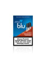 My Blu myblu BOURBON CARAMEL 9mg/ml LIQUIDPOD