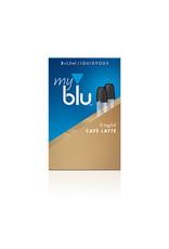 My Blu myblu CAFE LATTE 0mg/ml LIQUIDPOD