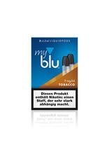 My Blu myblu TOBACCO ROASTED BLEND 9mg/ml LIQUIDPOD