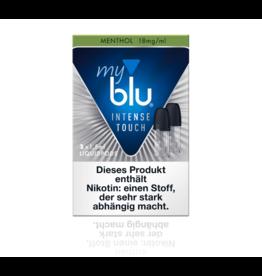 My Blu myblu INTENSE TOUCH MENTHOL 18mg/ml LIQUIDPOD