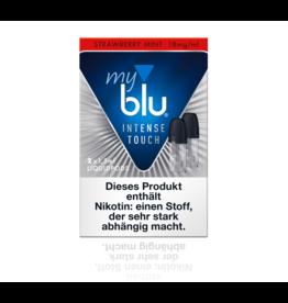 My Blu myblu INTENSE TOUCH STRAWBERRY MINT 18mg/ml LIQUIDPOD