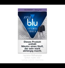 My Blu myblu INTENSE TOUCH BLUEBERRY 18mg/ml LIQUIDPOD