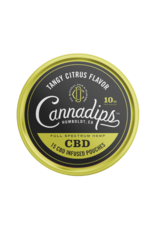 Cannadips Cannadips Tangy Citrus Flavor CBD 8,25g Dose