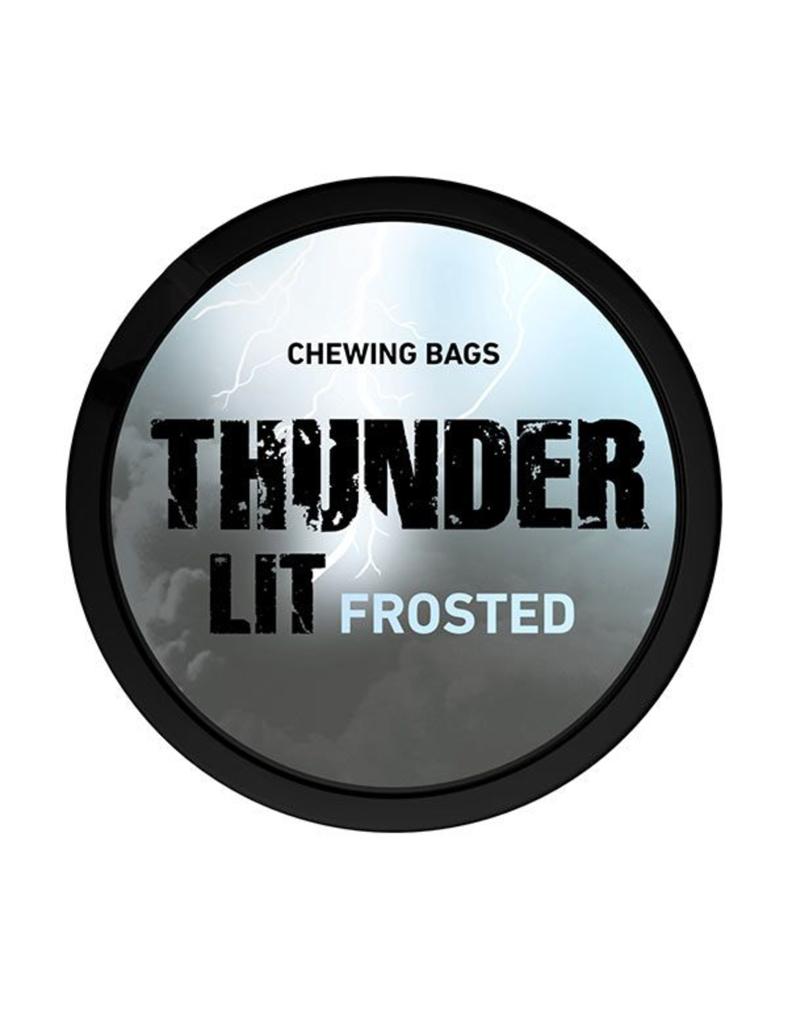 Thunder Thunder LIT Frosted Chewing Bags