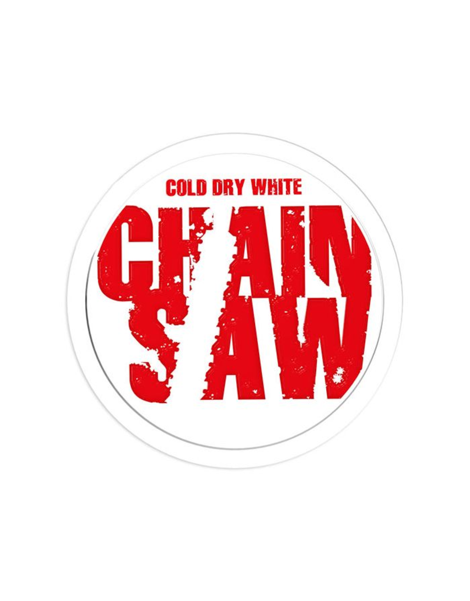 Chainsaw Chainsaw Cold White Chewing Bags