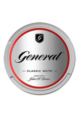 General General Classic White 18g Dose