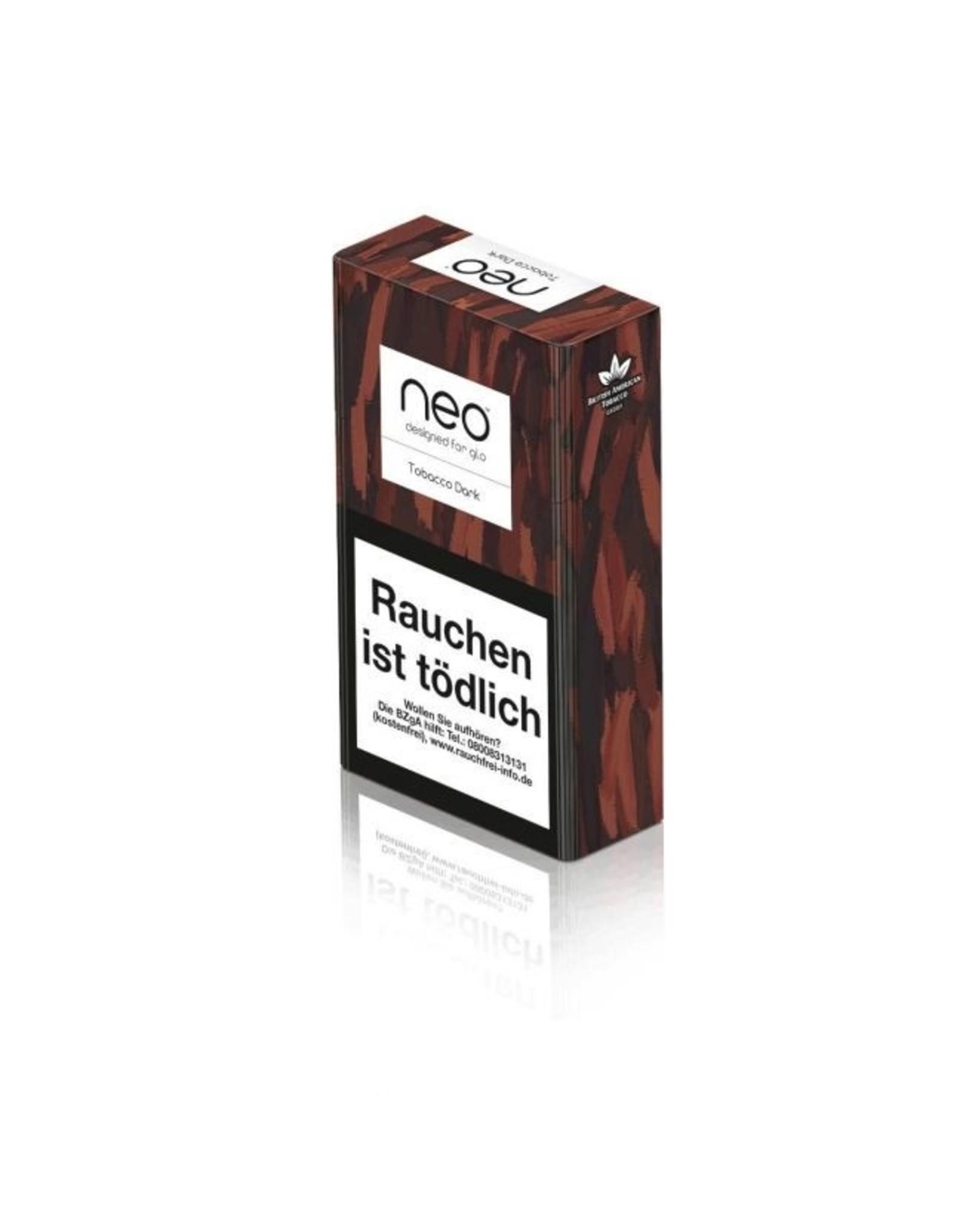 GLO NEO Tobacco Dark - Tabak Sticks Einzelpackung