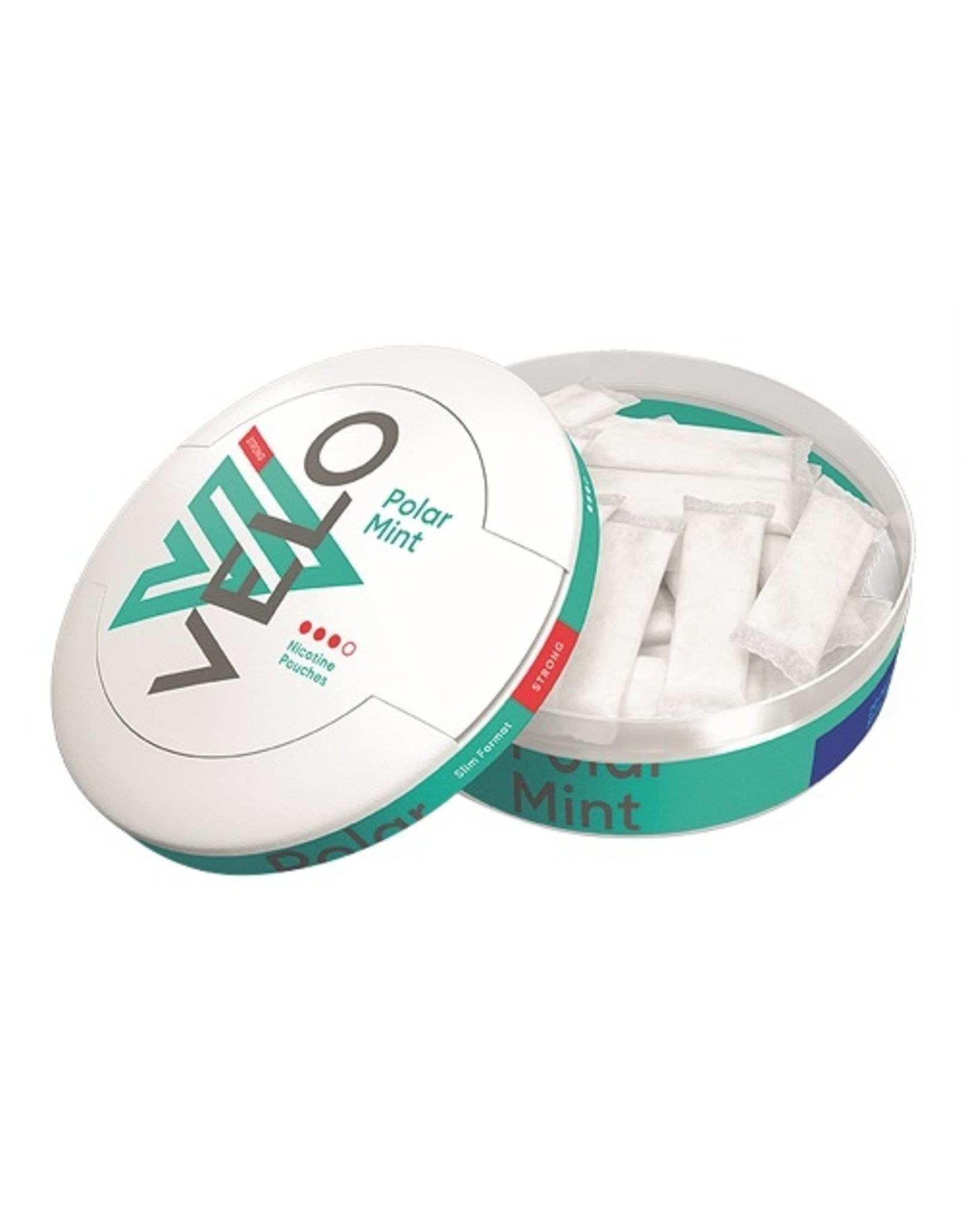 Velo Polar Mint - Strong Slim