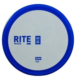 RITE White Slim Ice Chewing Bags