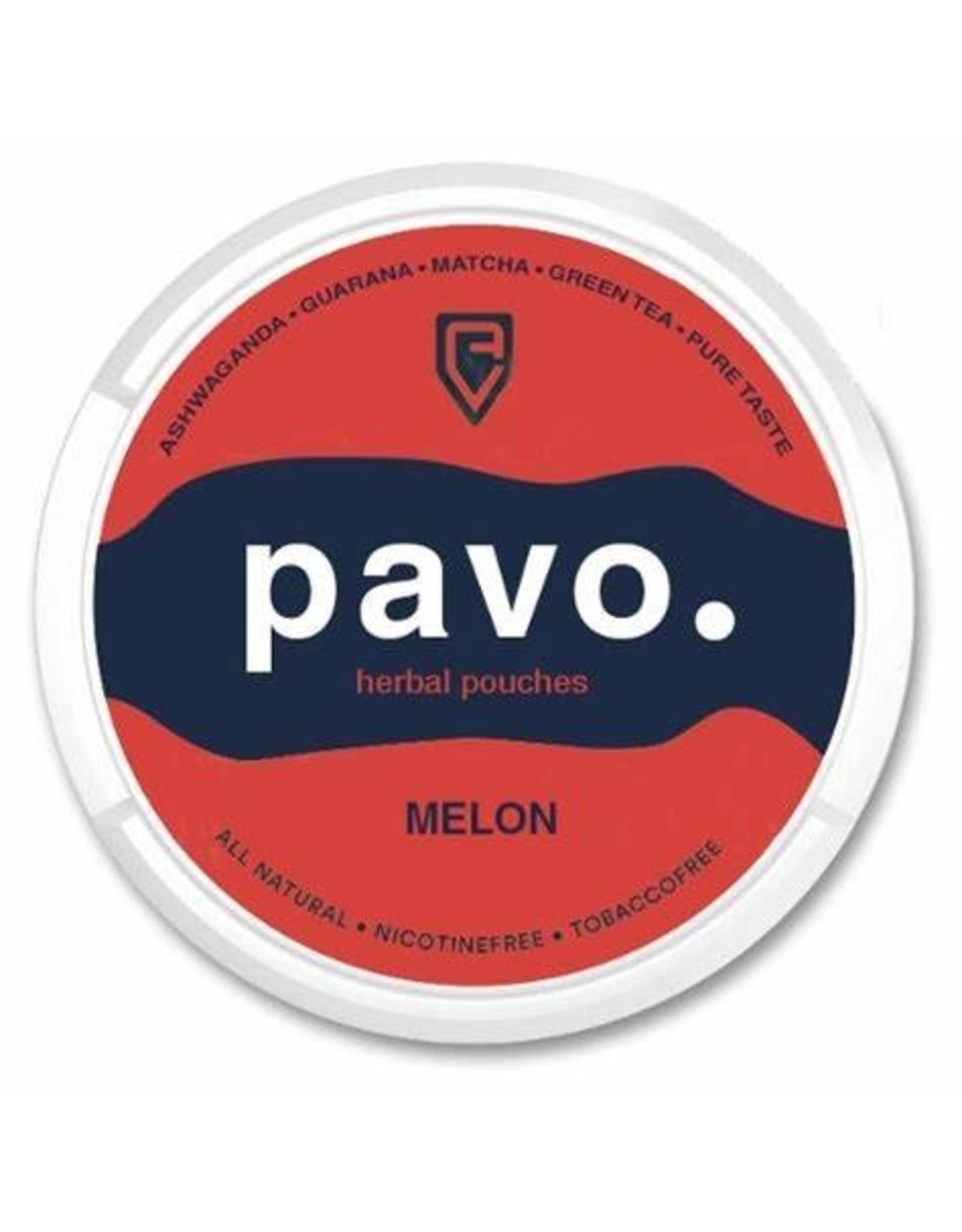 PAVO PAVO Melon Herbal Pouches