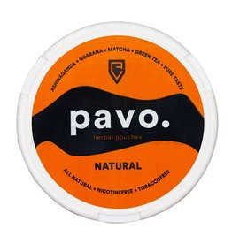 PAVO PAVO Natural Herbal Pouches