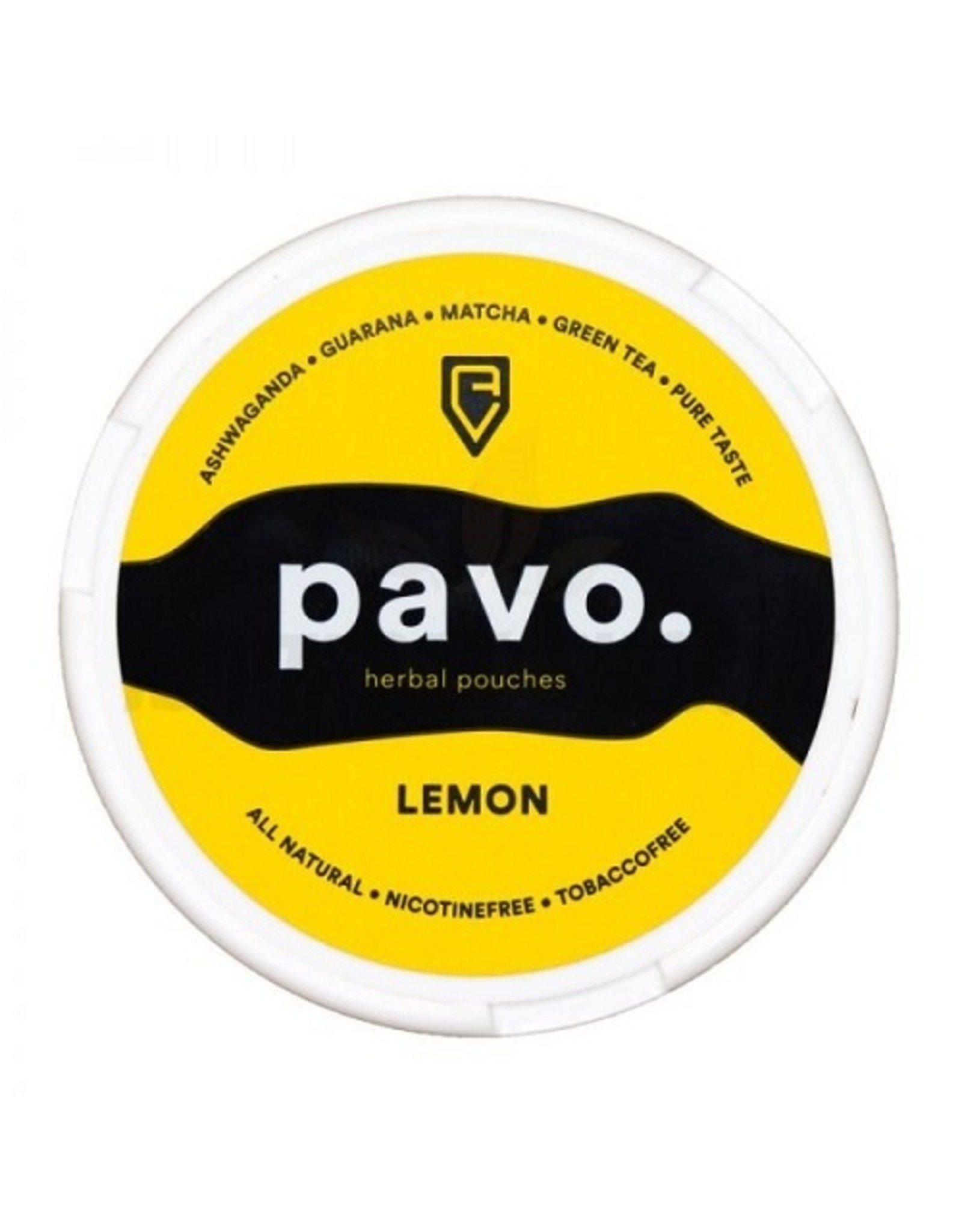 PAVO PAVO Lemon Herbal Pouches