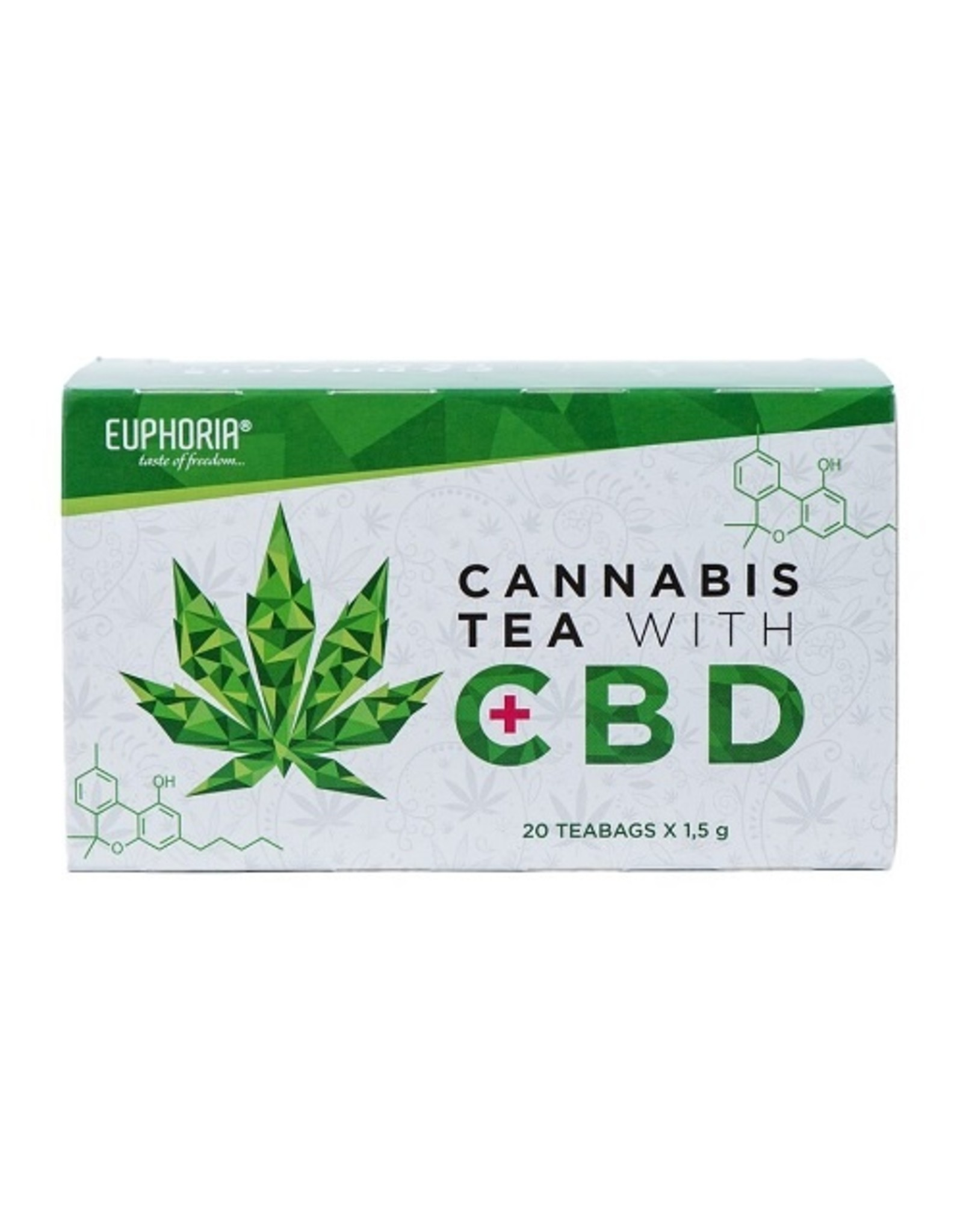 Euphoria Euphoria Cannabis CBD Tea