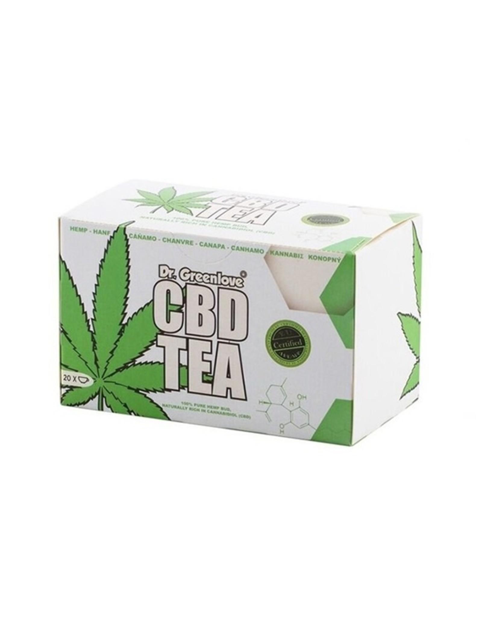 Dr. Greenlove CBD Tea