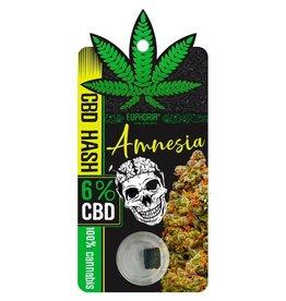 Euphoria CBD Hash 6% Amnesia