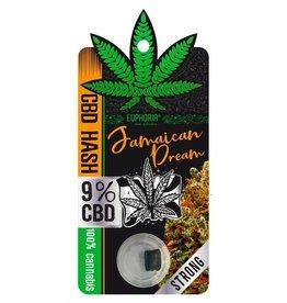 Euphoria CBD Hash 9% Jamaican Dream