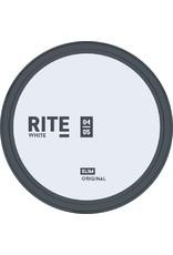 RITE Original White Slim Chewing Bags
