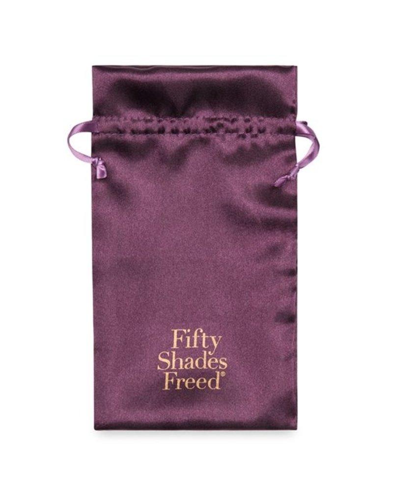 Fifty Shades of Grey Fifty Shades of Grey Freed Oplaadbare Afstandbedienbare Panty Vibrator