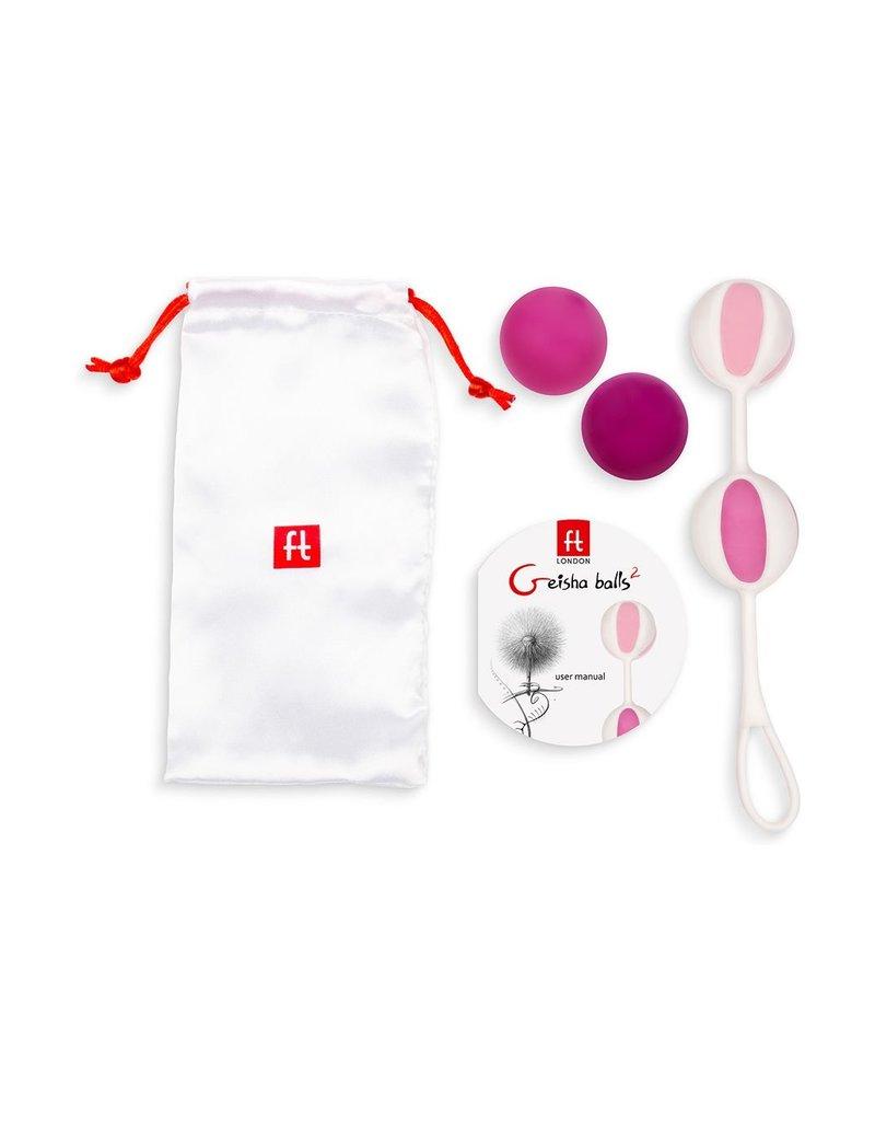Fun Toys Fun Toys Geisha Balls 2 Pink