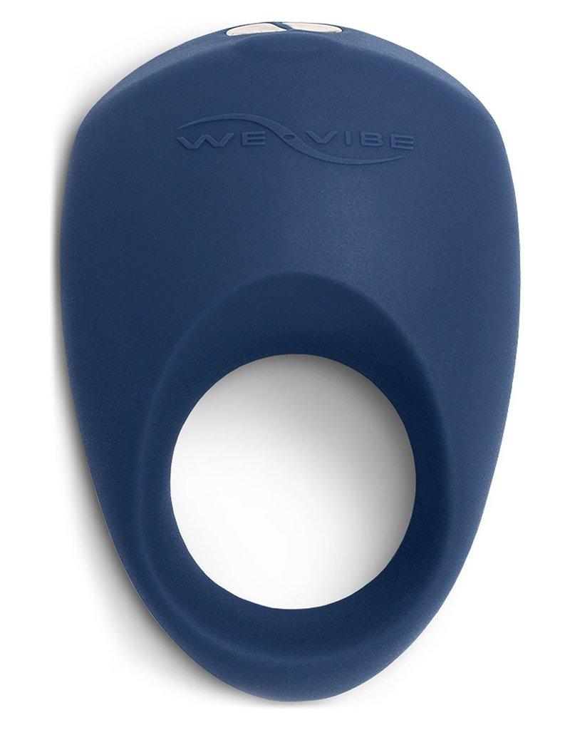 We-Vibe We-Vibe Pivot Vibrerende Cockring Oplaadbaar Blue