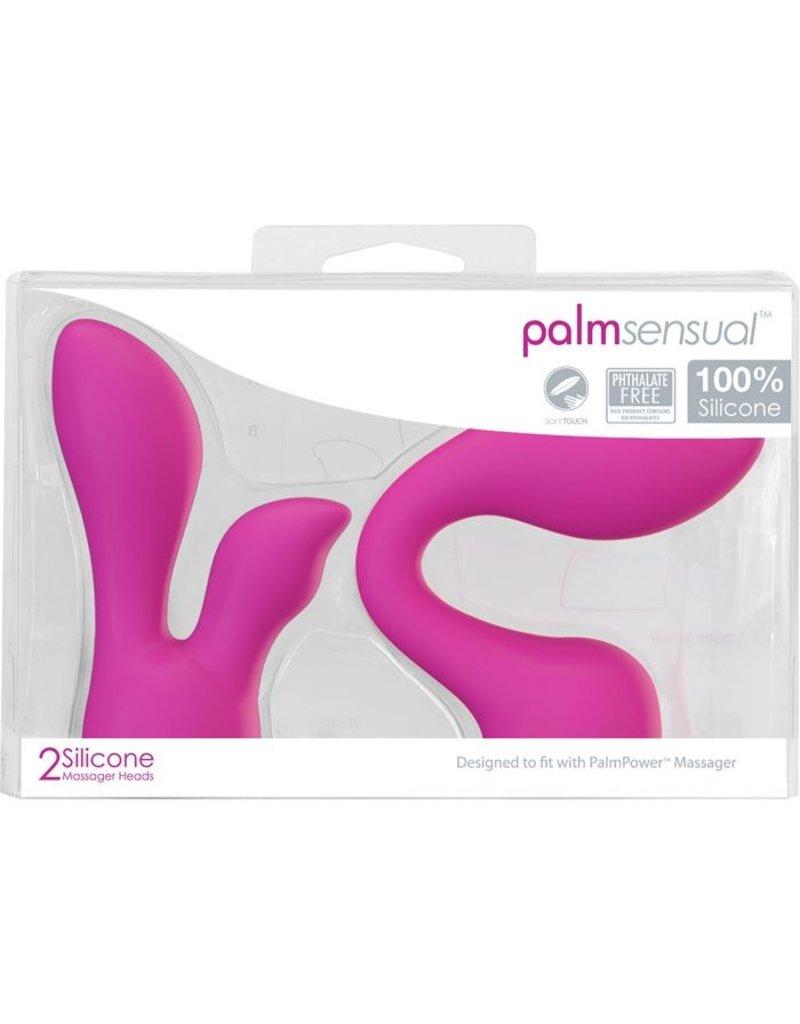 PalmPower PalmPower Wand Massager Opzetstukken PalmSensual