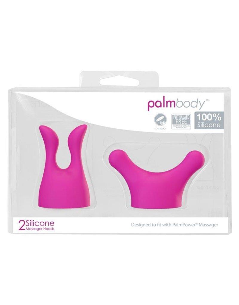 PalmPower PalmPower Wand Massager Opzetstukken PalmBody