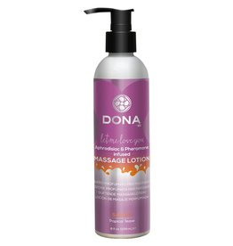 Dona by Jo Dona Massage Lotion Tropical Tease 235 ml