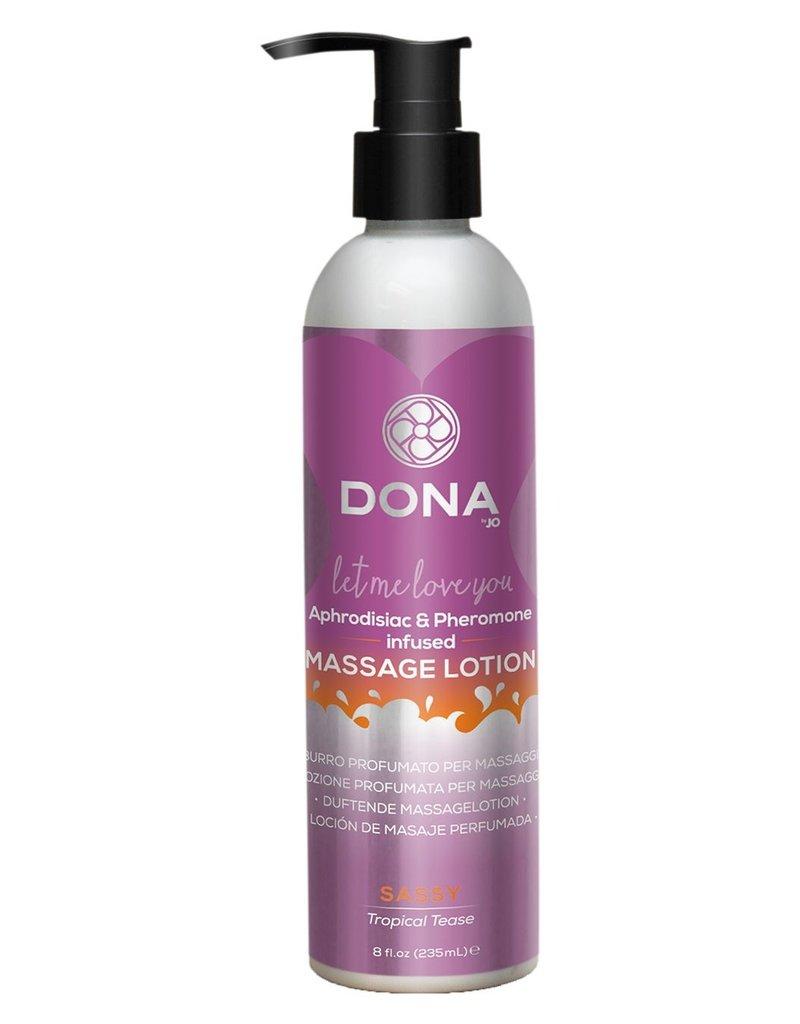Dona by Jo Dona Massage Lotion Tropical Tease 235 ml