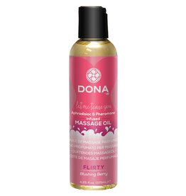 Dona by Jo Dona Massage Oil Blushing Berry 125ml