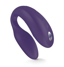 We-Vibe We-Vibe Sync Partner Koppel Vibrator Purple