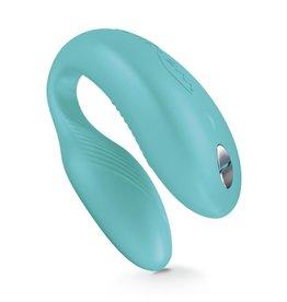 We-Vibe We-Vibe Sync Partner Koppel Vibrator Aqua