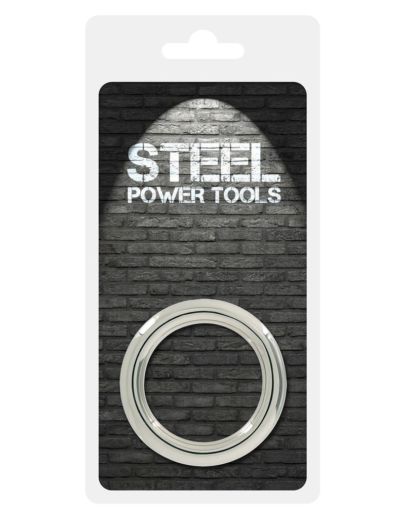 Steel Power Tools Steel Power Tools Donut Cockring 40 mm