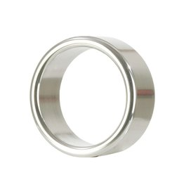 CalExotics Alloy Metallic Cockring Large