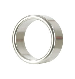CalExotics Alloy Metallic Cockring Medium