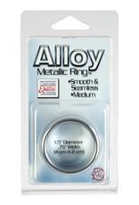 CalExotics Alloy Metallic Cockring Medium