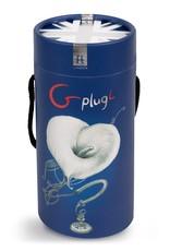 Fun Toys Fun Toys GPlug Large Oplaadbare Buttplug Ocean Blue