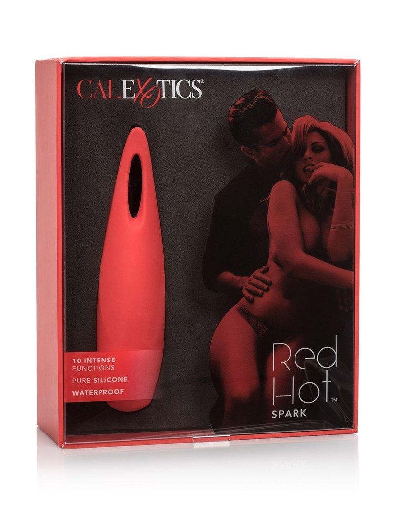 CalExotics Red Hot Spark Vibrator