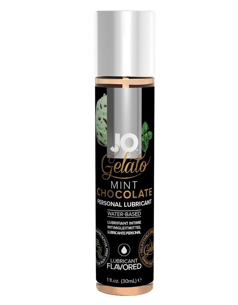 System Jo Jo Gelato Mint Chocolate Glijmiddel 30 ml