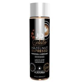 System Jo Jo Gelato Hazelnut Espresso Glijmiddel 120 ml