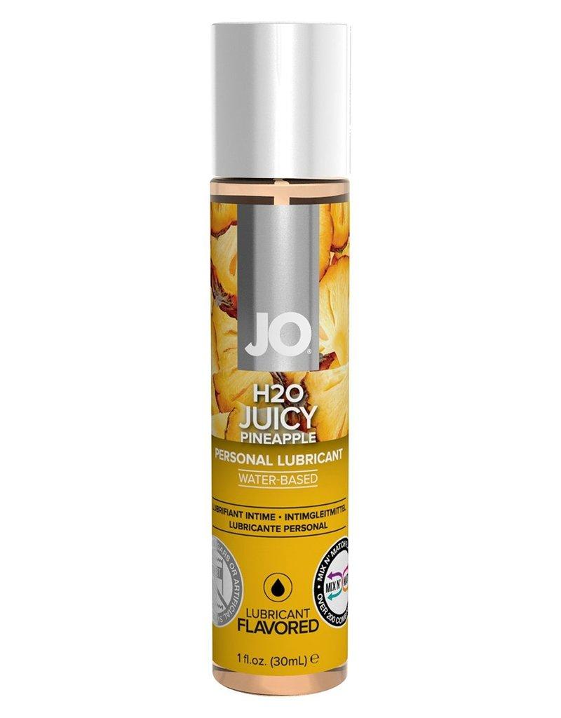 System Jo System Jo H2O Glijmiddel Ananas 30 ml