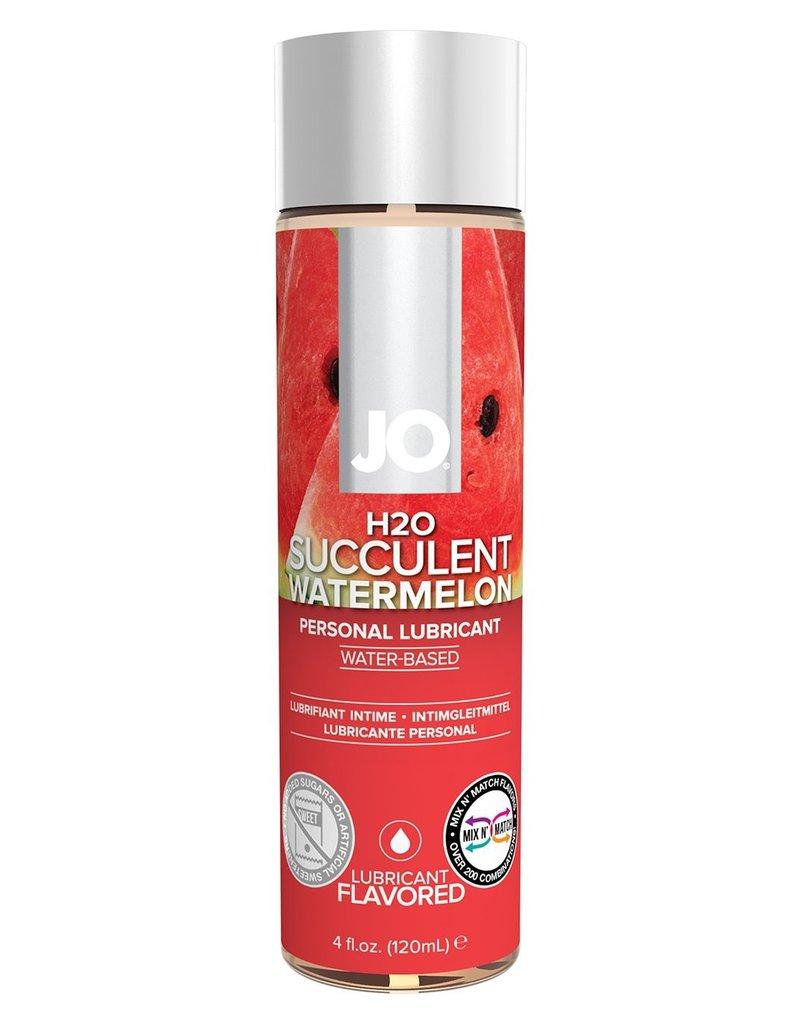 System Jo System Jo H2O Glijmiddel Watermeloen 120 ml